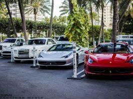 Spotting Supercars in Miami