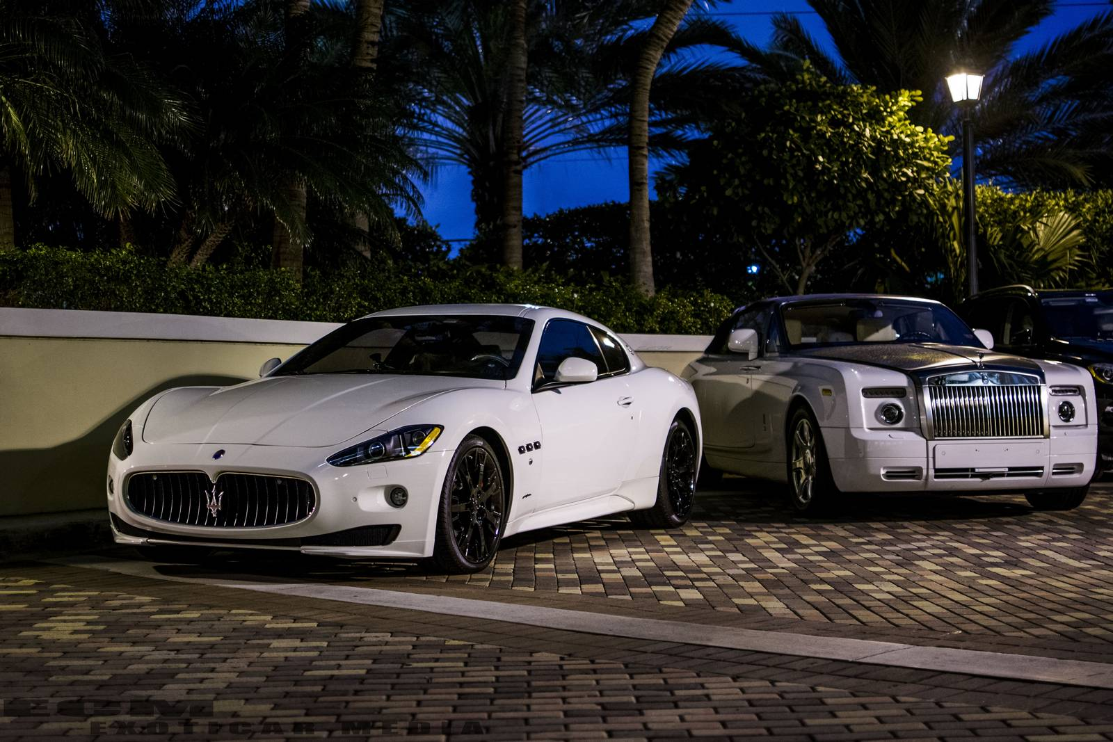 Spotting Supercars In Miami: Bal Harbour To South Beach
