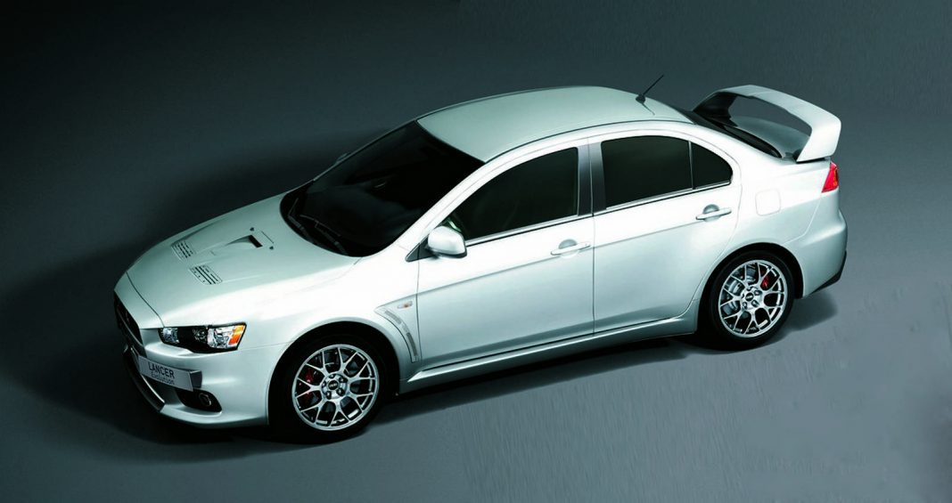 Official: Mitsubishi Lancer Evolution X FQ-440 MR