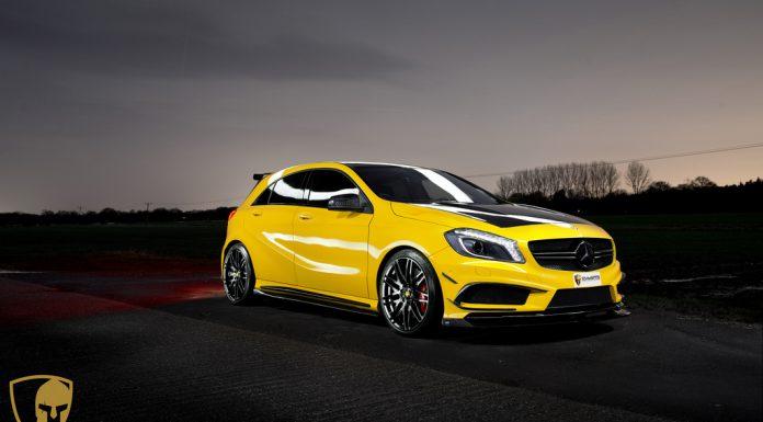 "Revozport Mercedes-Benz A45 AMG ""Project 45"" by Mulgari Automotive"