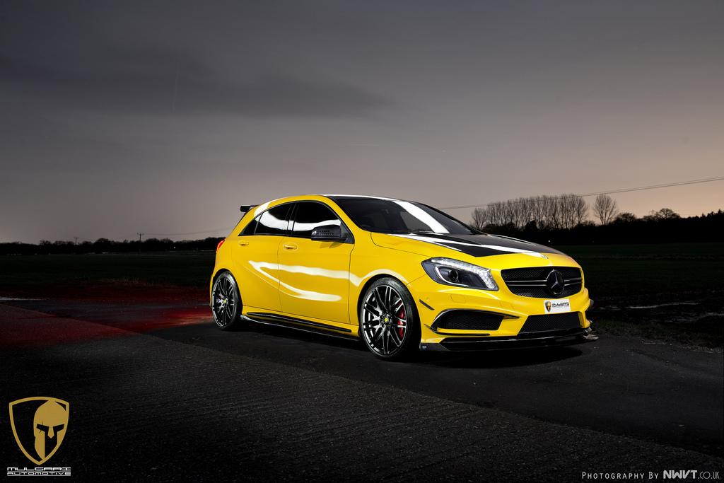Revozport Mercedes-Benz A45 AMG