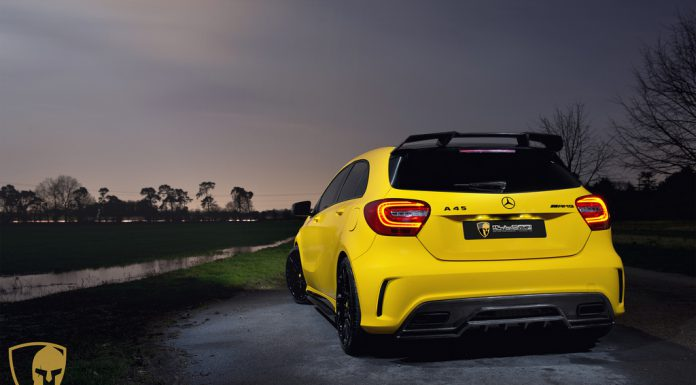 "Revozport Mercedes-Benz A45 AMG ""Project 45"" by Mulgari Automotive"