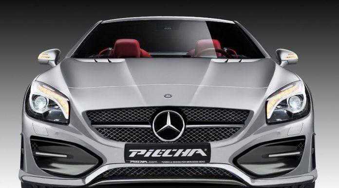 Official: Mercedes-Benz SL Avalange by Piecha Design