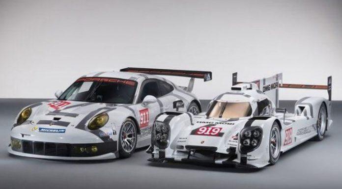 Porsche 919 Hybrid Leaks Online Ahead of Geneva 2014 Debut