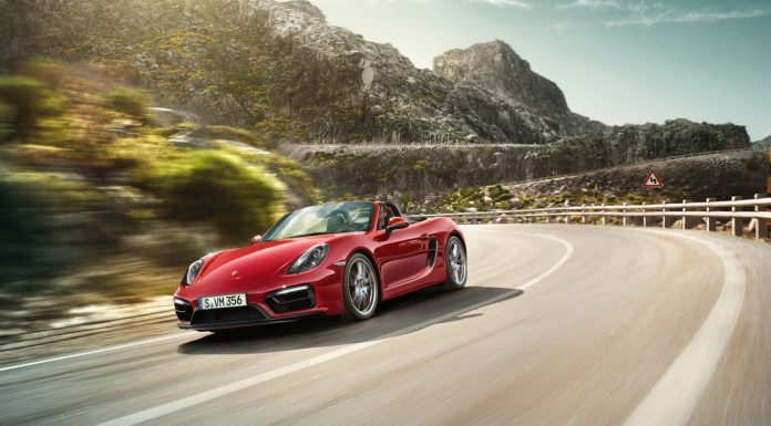 2015 Porsche Cayman and Boxster GTS U.S. Pricing Revealed