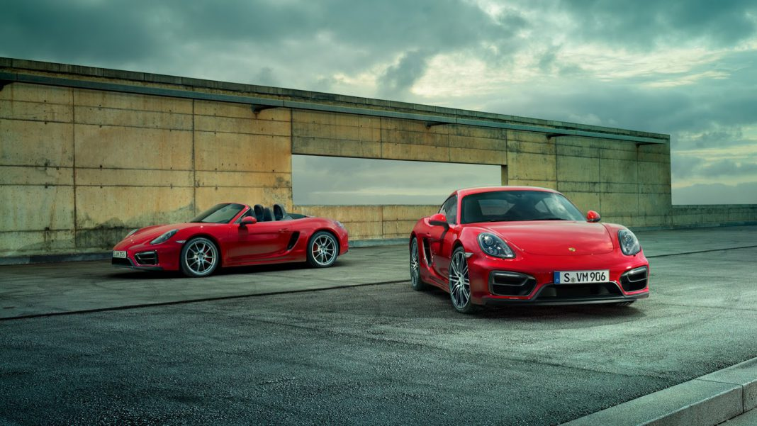 Porsche Cayman GT4 Launching Within Three Years
