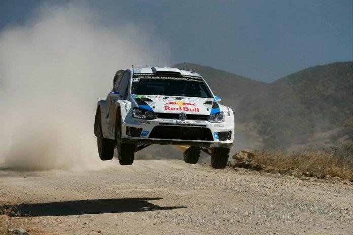 FIA WRC: Sébastien Ogier Wins Rally Mexico