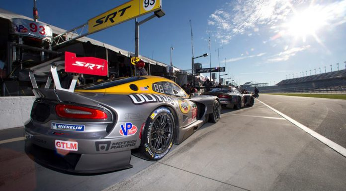 SRT Pulls Out of 2014 24 Hours of Le Mans