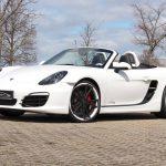 White SpeedArt Porsche Boxster S SP81-R