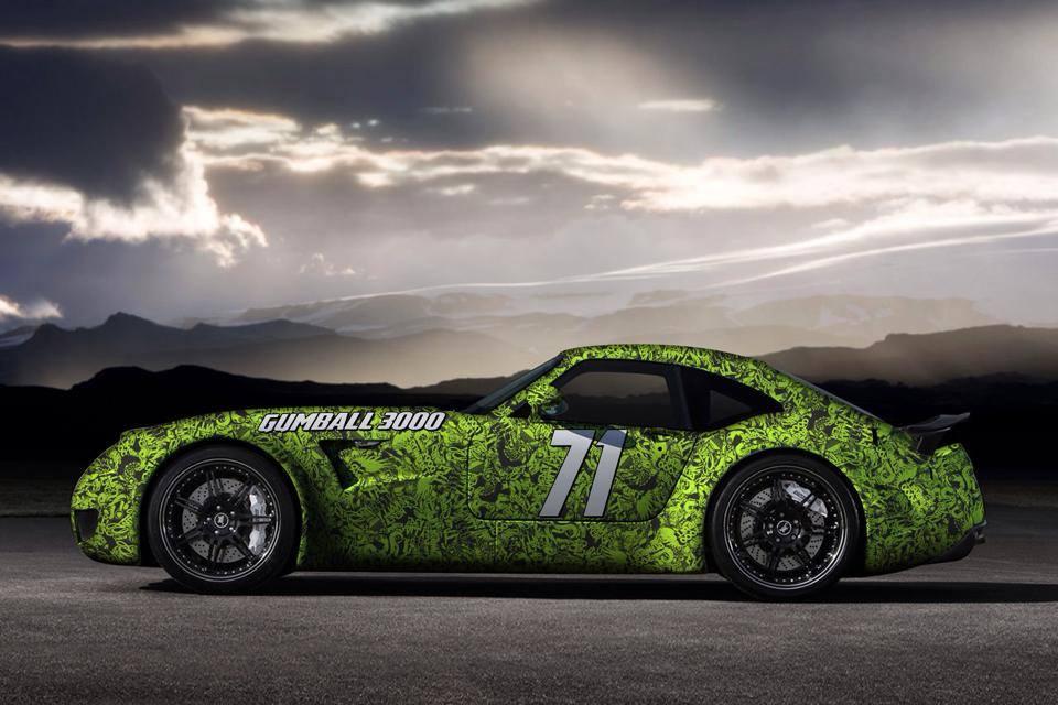 Meet Team Galag's Gumball 3000 Cars for 2014 - GTspirit