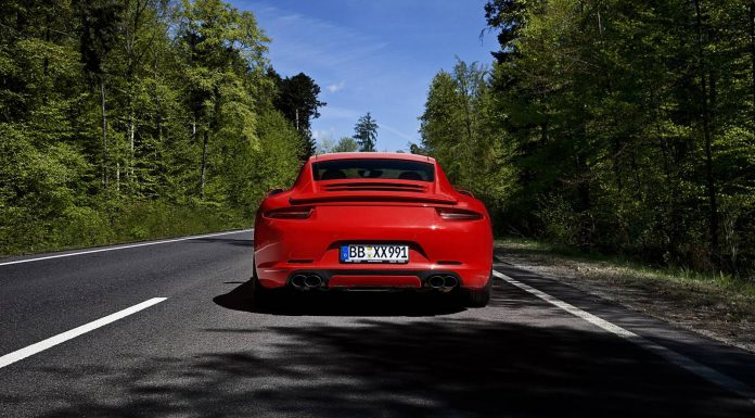 Techart Porsche 911 Carrera S