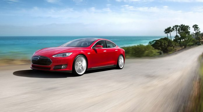 Long-Wheelbase Tesla Model S Arriving in China This Year?