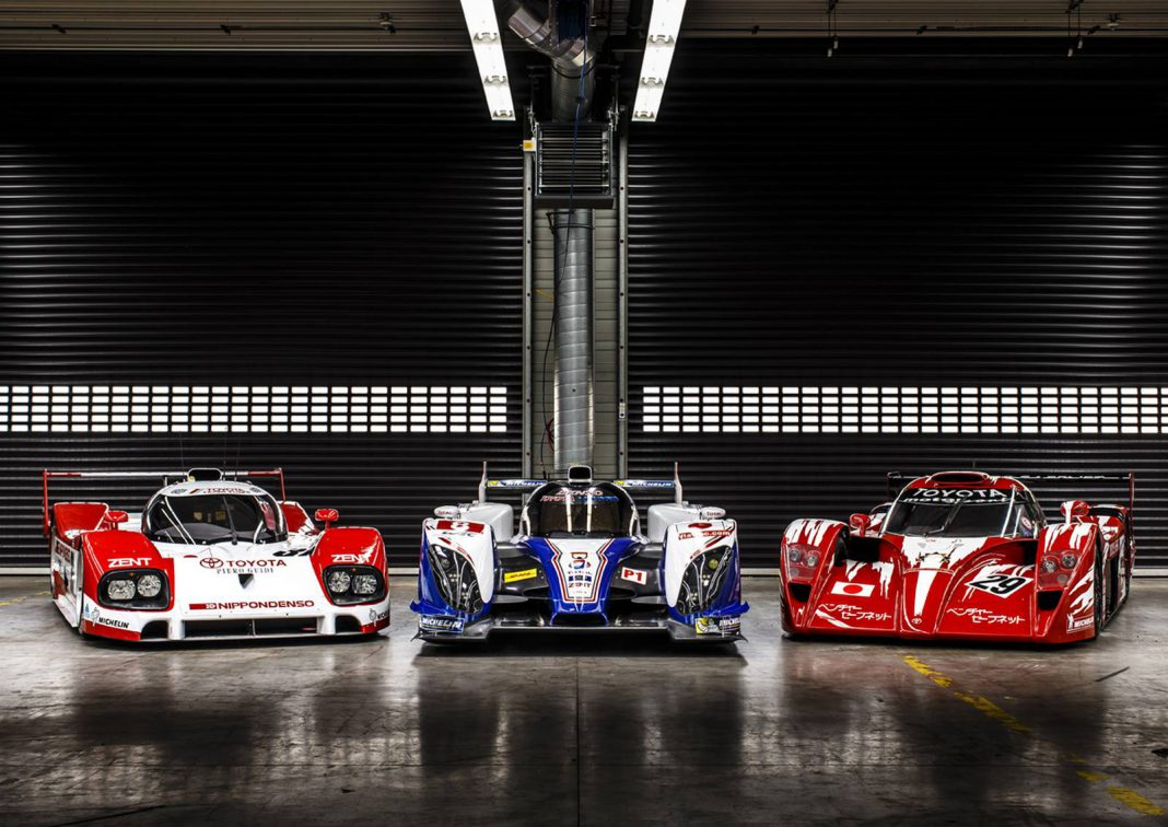 Toyota Bringing All-Time Le Mans Cars to Goodwood 2014
