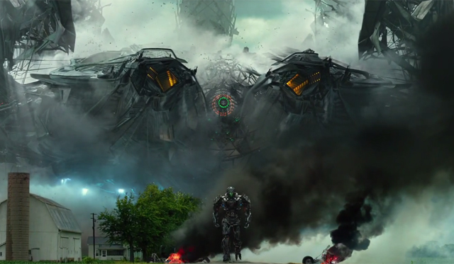 First Transformers 4 Trailer Released