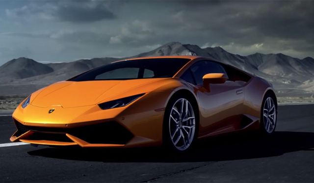 Complete Official Lamborghini Huracan Video Released