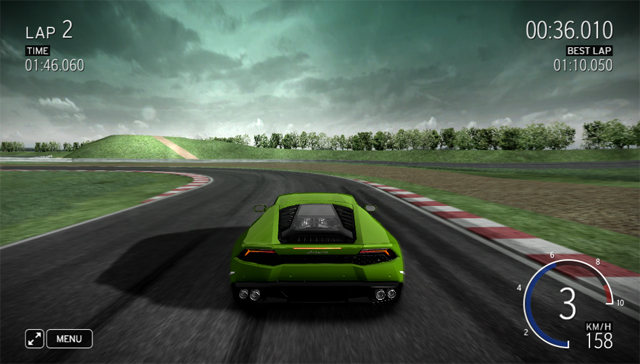 lamborghini huracan driving simulator released gtspirit. Black Bedroom Furniture Sets. Home Design Ideas
