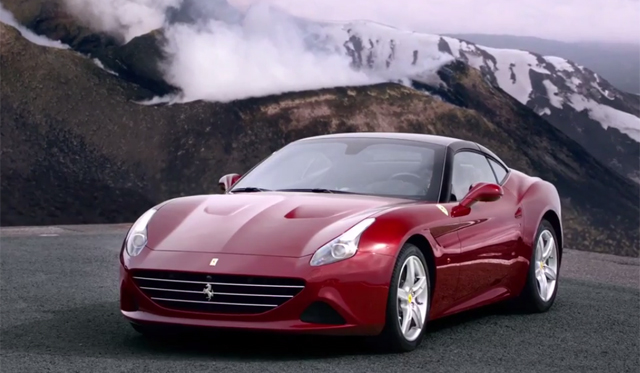 Official Ferrari California T Video Released