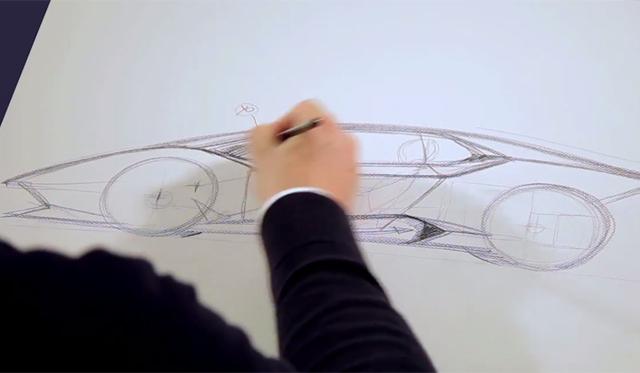 Lamborghini Discuses Design of new Huracan