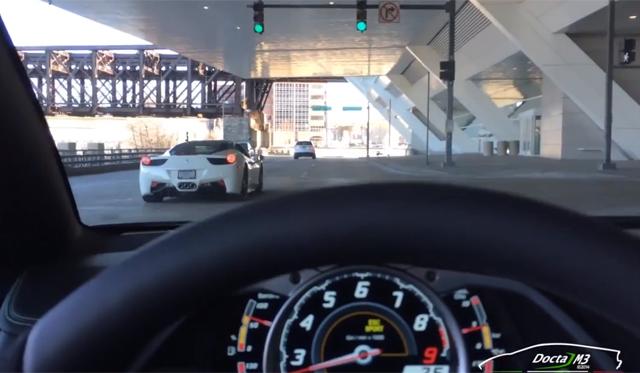 POV Drive in Rare Lamborghini Aventador LP720-4 50th Anniversario