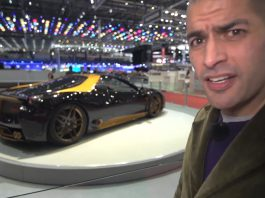 Chris Harris Shows The Good And Bad From Geneva