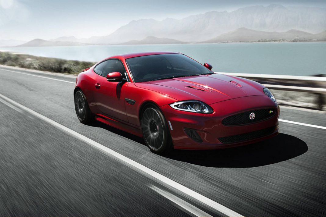 Larger Jaguar XK Replacement Coming for 2017
