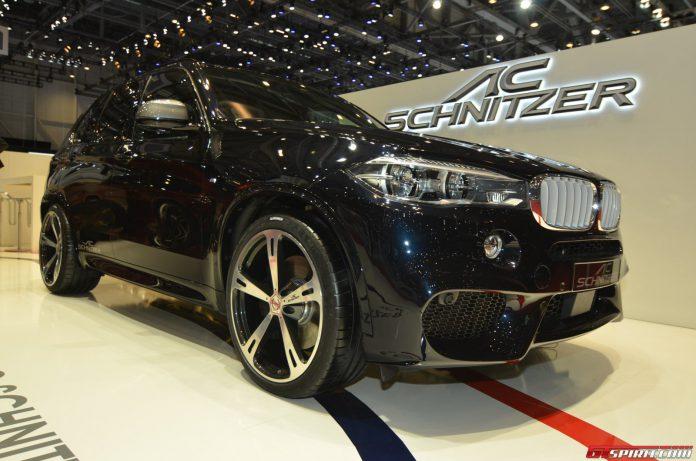 AC Schnitzer BMW X5 at Geneva Motor Show 2014