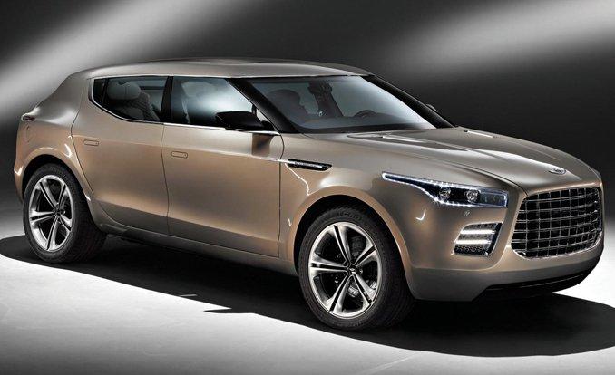 Aston Martin SUV Could Receive 2018 Mercedes GL Platform