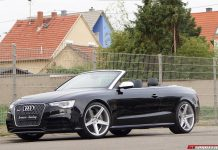 Official: Senner Tuning Audi RS5 Cabriolet