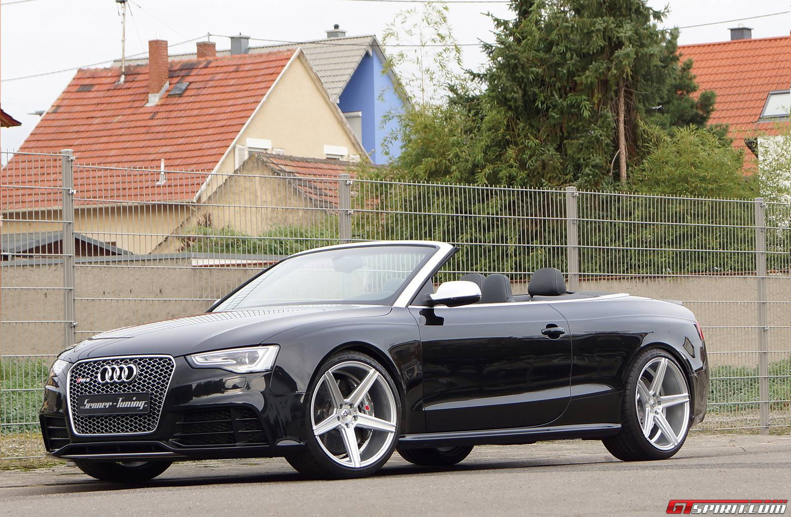 Official Senner Tuning Audi Rs5 Cabriolet Gtspirit