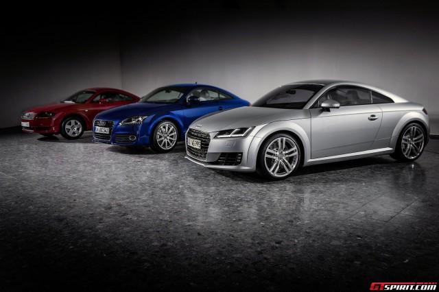 New Audi TT Personal Experience