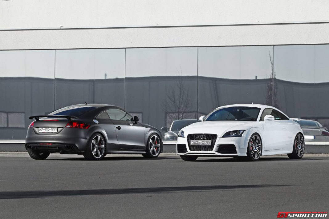 Official: Audi TT RS by HPerformance