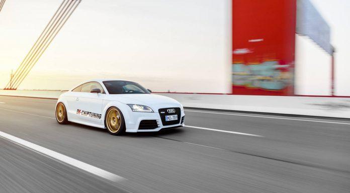 Ibis White Audi TT RS Plus by OK-Chiptuning