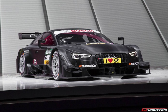 Geneva 2014: Audi RS5 DTM
