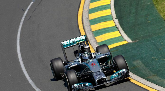 Australian GP: Hamilton Fastest During Practice