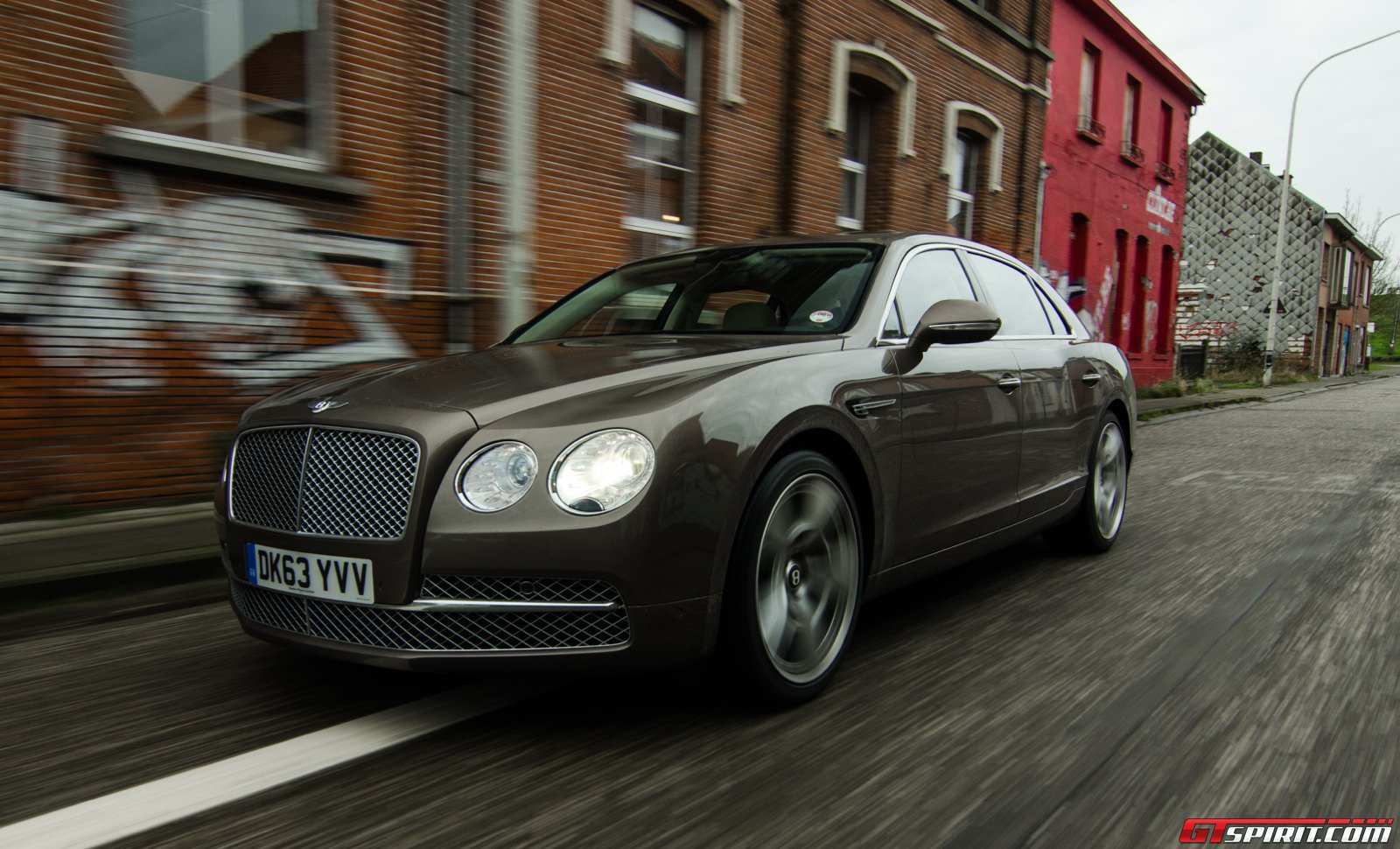 2014 bentley flying spur review gtspirit. Cars Review. Best American Auto & Cars Review