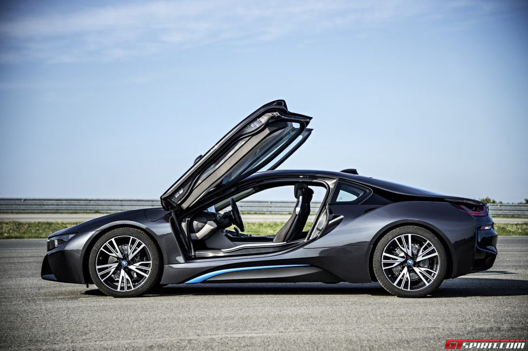 BMW i8 Deliveries to Start in June