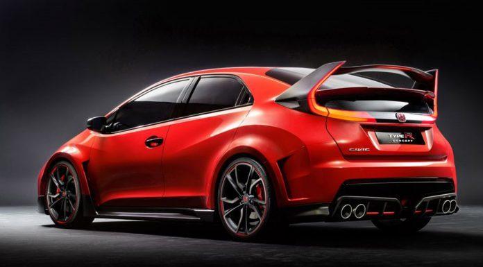 Honda Civic Type R Concept Leaks Before Geneva Debut