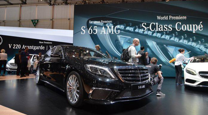 Geneva 2014: Mercedes-Benz S65 AMG and S 600