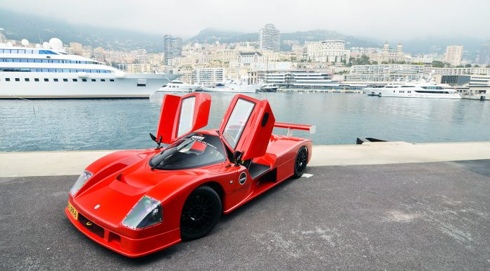 Driving the Saker GT on Monaco Streets