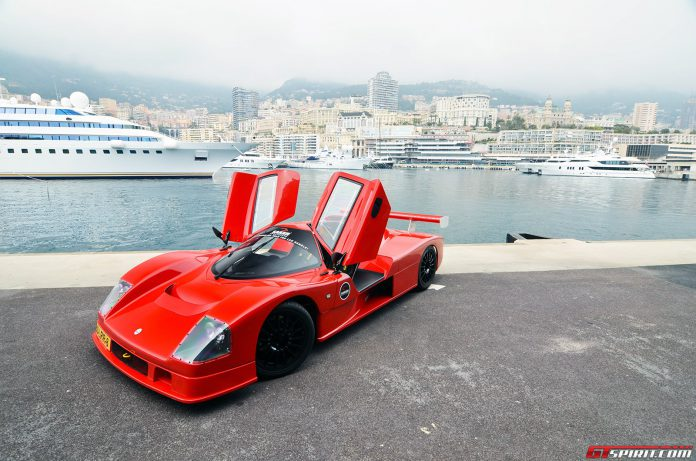Driving the Saker GT on Monaco Streets
