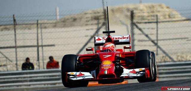F1 Final Pre-Season Test Bahrain