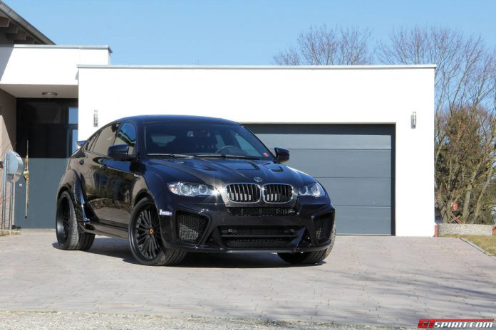 Official: G-Power BMW X6 M Typhoon