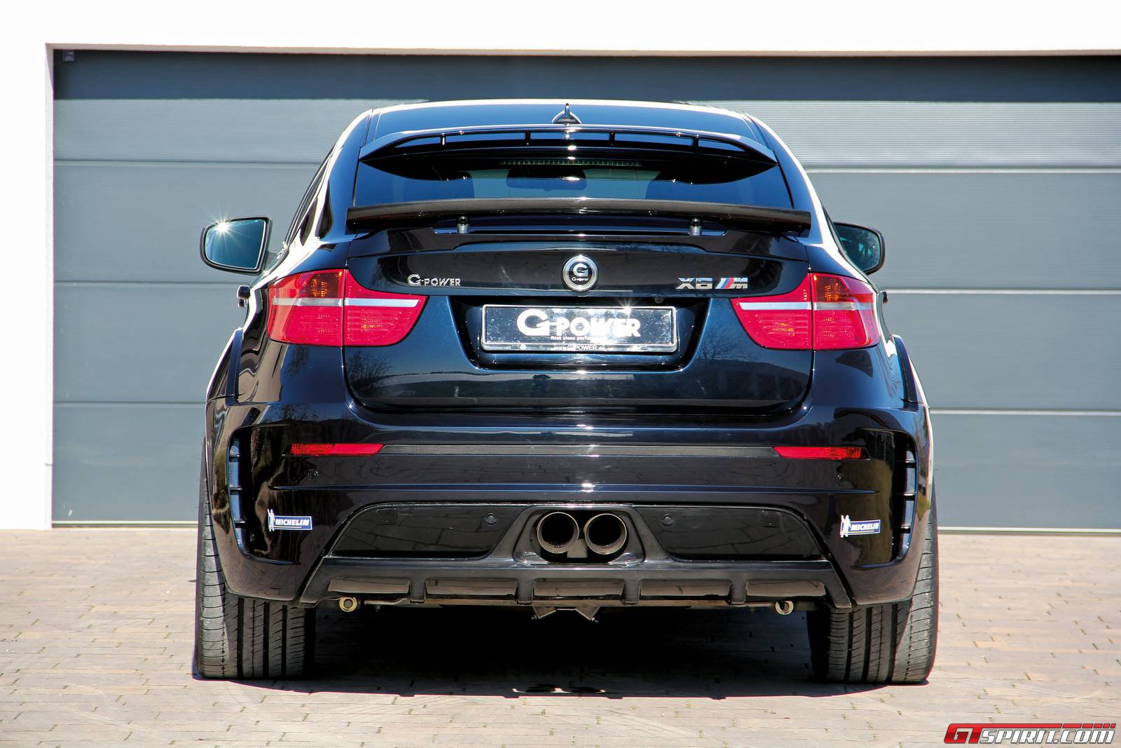 official g power bmw x6 m typhoon gtspirit. Black Bedroom Furniture Sets. Home Design Ideas