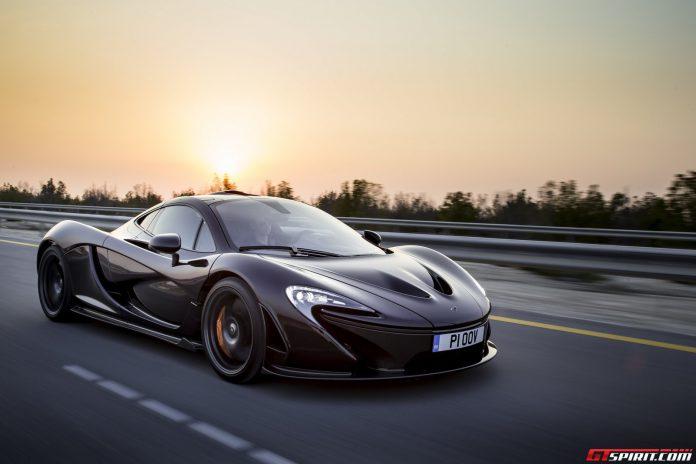 FAB Design to Reveal Custom McLaren P1 at Geneva