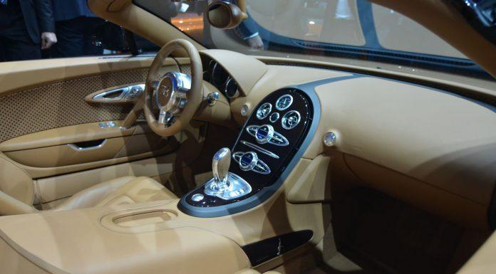 Bugatti Veyron Grand Sport Vitesse Rembrandt Bugatti at Geneva Motor Show 2014