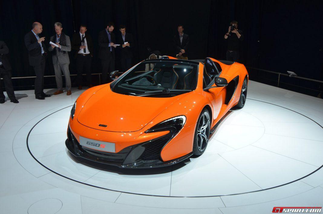 McLaren Pauses 12C Production to Kick Start 650S