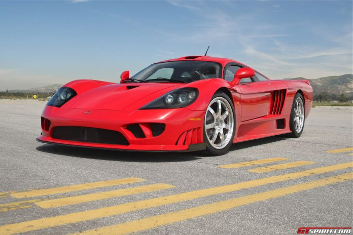 Saleen S7 TT Heading to Beijing Auto Show 2014