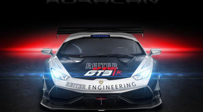Reiter Engineering Lamborghini Huracan GT3-R Imagined