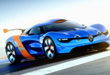 Alpine sports car could debut at Le Mans