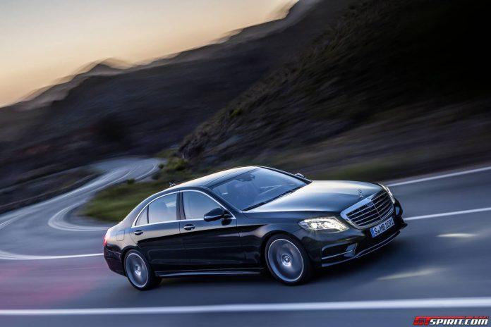 Next-Gen Mercedes-Benz S-Class to Be Greener and Lighter
